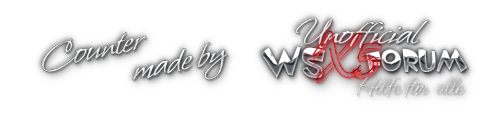 Counter Logo - Unofficial WsX5
